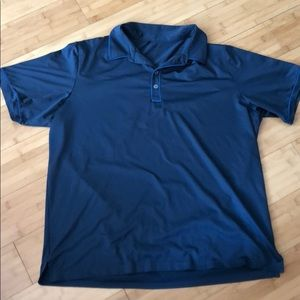 Adidas dry fit polo